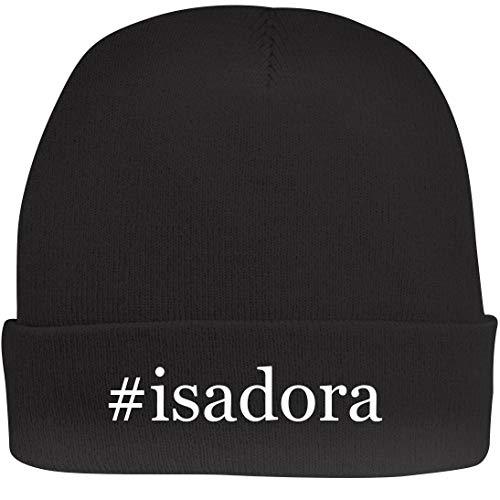 Shirt Me Up #Isadora - A Nice Hashtag Beanie Cap, Black, OSFA