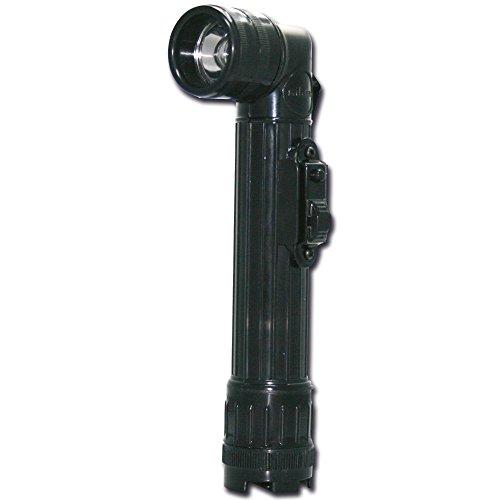 Winkellampe lED petit modèle noir (import royaume uni)