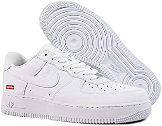 [ナイキ] SUPREME x AIR FORCE 1 LOW シュプリーム x エア フォース 1 LOW CU9225-100 (measurement_28_point_5_centimeters)