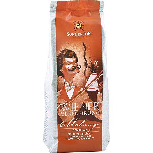 Sonnentor Bio Melange Kaffee gemahlen Wiener Verführung bio (6 x 500 gr)