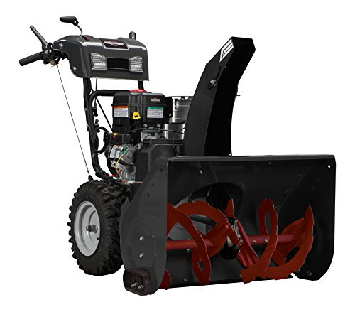 Briggs and Stratton 1696828 Dual Stage Snow Thrower