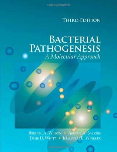 Bacterial Pathogenesis: a Molecular Approach