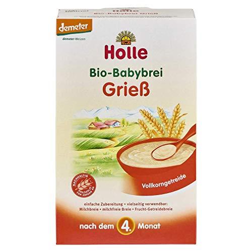 Holle Bio-Babybrei Griess 250g