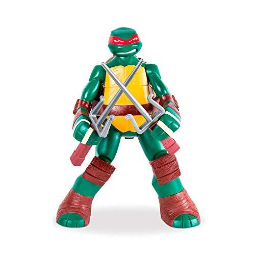 Raphael - Tartarugas Ninja, Mimo Brinquedos, Verde, Amarelo, Marrom, Vermelho