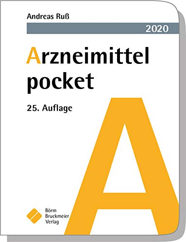 Arzneimittel pocket 2020 (pockets)