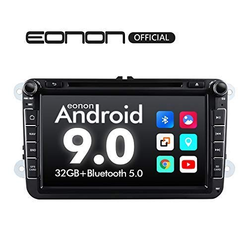 SD 9 pulgada Pantalla LCD T/áctil YUNTX Android 8.1 Car Radio de navegaci/ón GPS Para BMW M5 // E39 // E53 1 DIN 3G//4G WLAN 2GB//32GB Bluetooth MirrorLink USB  DAB+ Soporte Canbus