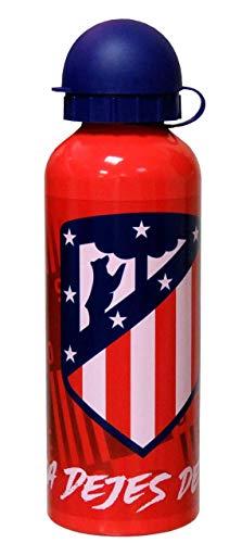 Atlético de Madrid B-04-ATL Botella Aluminio, 500 ml