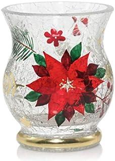 Great Wind Light ø20 cm Candle Holder Tealight Holder Red//Silver