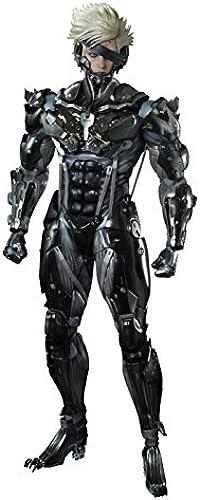 Figura Estatua Metal Gear Raiden 30 cm