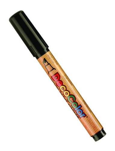 Uchida 320-C-1 Marvy Wood Paint Marker, Black