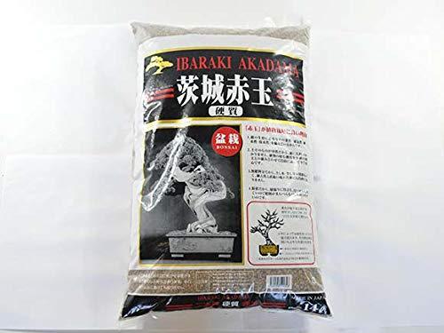 盆栽妙 茨城硬質赤玉土小粒 大袋 14L 10kg 5mm 80055A1306