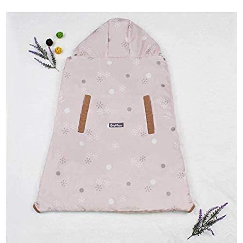 Skysep Asiento Hip Invierno Cubierta del Portabebés Funda para Mochila Portabebé A Prueba de Viento Impermeable Sling Portador (Color : A)
