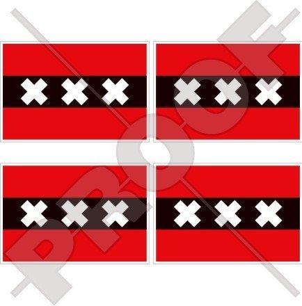 AMSTERDAM Vlag Nederland, Noord-Holland, Nederland 2