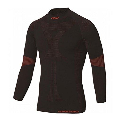 BBB Maillot de Cyclisme BUW-20 pour Homme Noir Taille XS