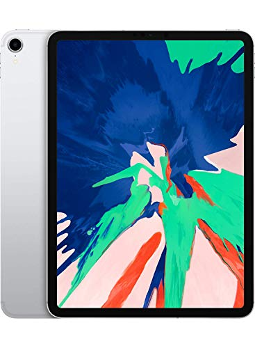 Apple iPad Pro (11-inch, Wi-Fi + Cellular, 256GB) - Silver (1st Generation)
