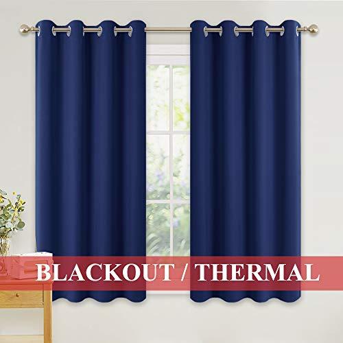 cortinas salon ventana pequeña