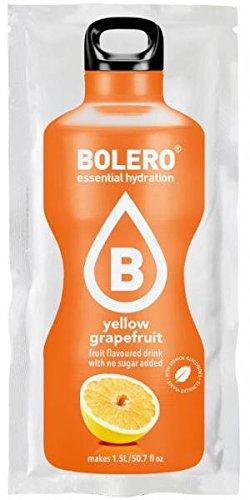 Bolero Drinks Yellow Grapefruit 24 x 9g