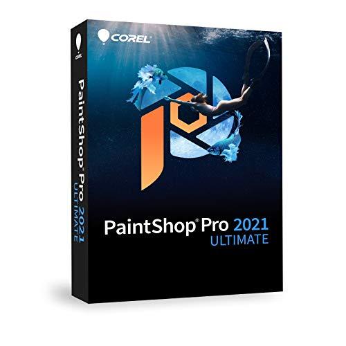 COREL PaintShop Pro 2021 ULTIMATE Windows DEUTSCH - BOX