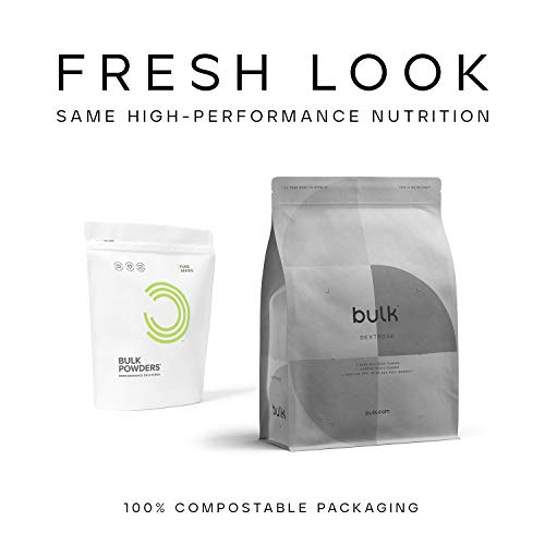 Bulk Pure Dextrose, Carbohydrate Powder, 2.5 kg, Packaging May Vary