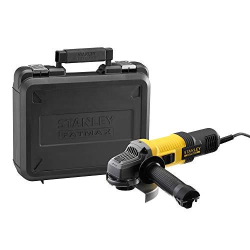STANLEY FATMAX FMEG220K-QS - Amoladora 125mm eléctrica