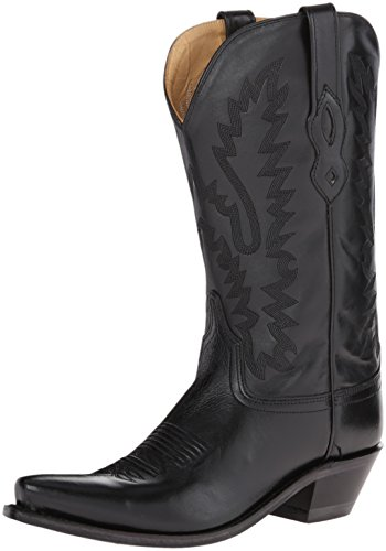 Old West Boots LF1510 Black 5.5 B (M)