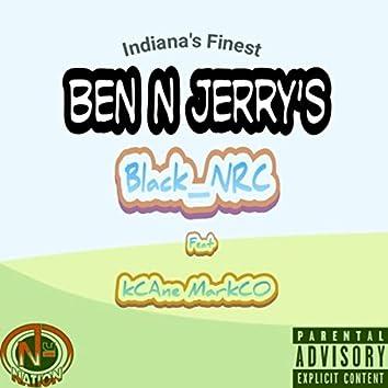 Ben N' Jerry's (feat. Kcane Markco)