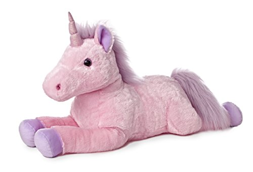 Aurora World Super Flopsie Celestia Horse Plush
