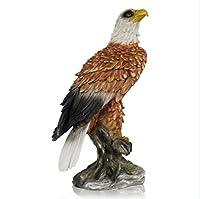【Mr.Eagle】【新品】ミスターイーグル(鷹)カラスやスズメなどの野鳥に効果絶大! 鋭い眼で害鳥を追い払う! 置くだけ!