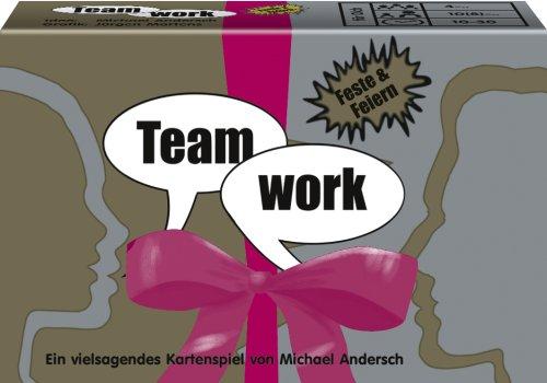 Schmidt Spiele 76045 - Teamwork Feste und Feiern