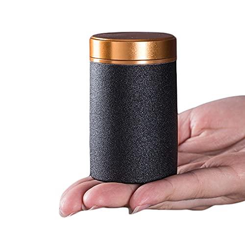 WXMYOZR Pequeñas Urnas De Cremación De Recuerdo Mini Urna Decorativa Hecha De Monumentos De Cerámica Urna Pequeña para Cenizas Humanas Hermosas Y Diminutas Urnas De Recuerdo
