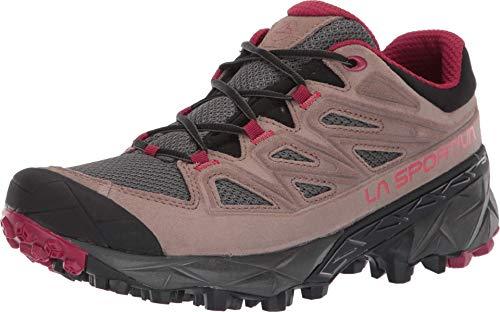 La Sportiva Trail Ridge Low Women's Hiking Shoe, Taupe/Beet, 36