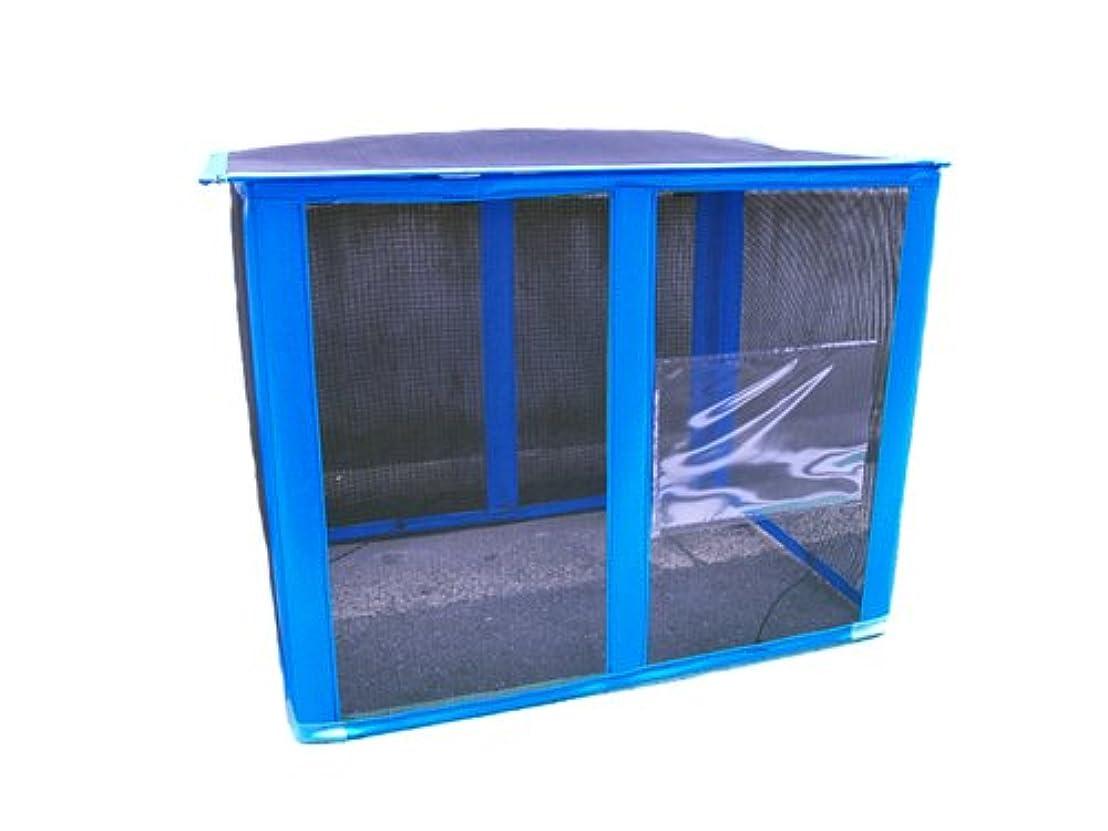しょっぱいクスコ封建ゴミ置き場カラス対策 折りたたみ式ゴミ枠ステーション(大)