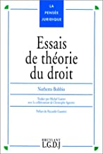 Essais de théorie du droit: (Recueil de textes) (LA PENSÉE JURIDIQUE)