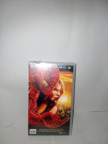 SPIDER-MAN 2 FILM VHS VIDEOCASSETTA
