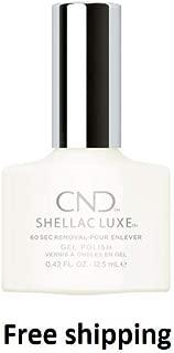 Shellac Luxe 151 Studio White - 65 Shades/Colors 0.42oz/12.5ml