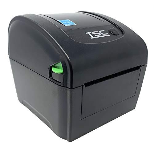 TSC - Impresora de Etiquetas de Transferencia térmica Directa de Escritorio B07CKVB3C7 DA210-4.3...
