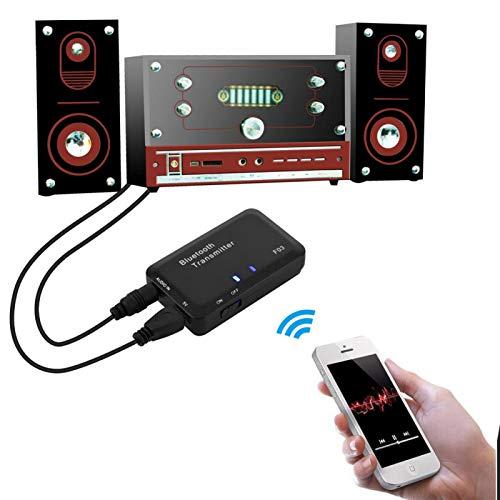 Surebuy Transmisor Adaptador de Audio de Alta Velocidad para TV