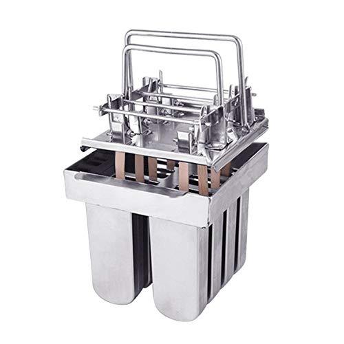 Persondewx Eiscremeform, 0.8mm Edelstahl-Universalgröße und einfach zu bedienen für Industrie, Gewerbe und Haushalt