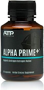 120-Count ATP Science Alpha Prime Hormone Balance Capsulse