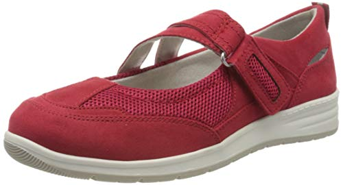 Jana Softline Damen 8-8-24663-24 Slipper, Rot (Red 500), 38 EU