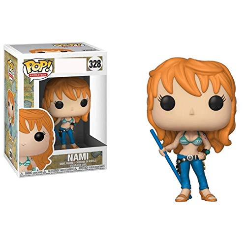 YPPY Pop Animation : One Piece - Nami Figure 3.75inch Vinyl Gift for Anime Fans