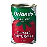 ORLANDO Tomate Triturado Lata 400gr...