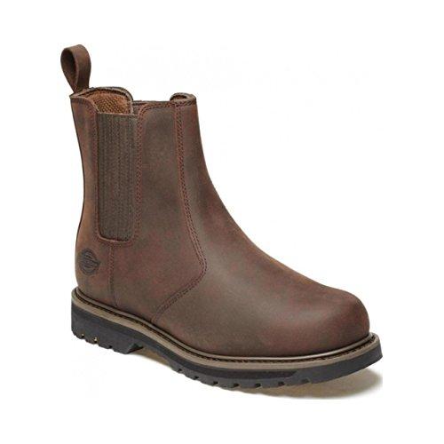 Dickies laarzen Trinity bruin BR 8, FN23700