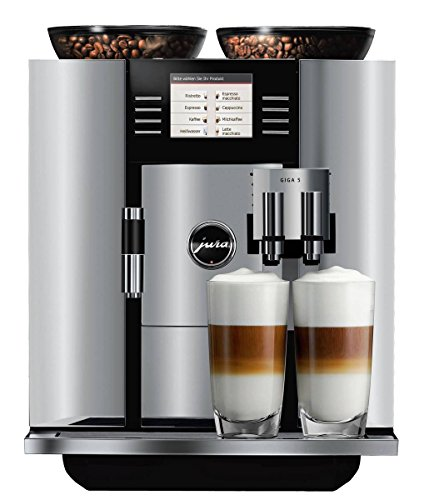 Jura 13623 Giga 5 Automatic Coffee Machine, Aluminum