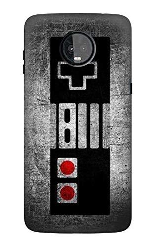 Innovedesire Gamepad Controller Minimalism Hülle Schutzhülle Taschen für Motorola Moto Z3, Z3 Play