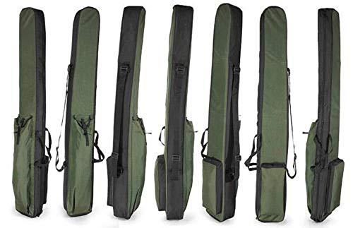 Dragon Rutentasche Angeltasche Angelkoffer 1 2 oder 3 Kammern 80cm bis 190cm (120cm, 1 - Kammer)
