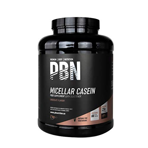 PBN - Caseína micelar, 2 kg (sabor chocolate)