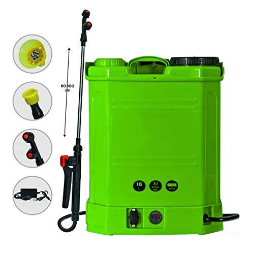 Pulvérisateur électrique rechargeable 16Litres 4 bars 4 h Autonomie...