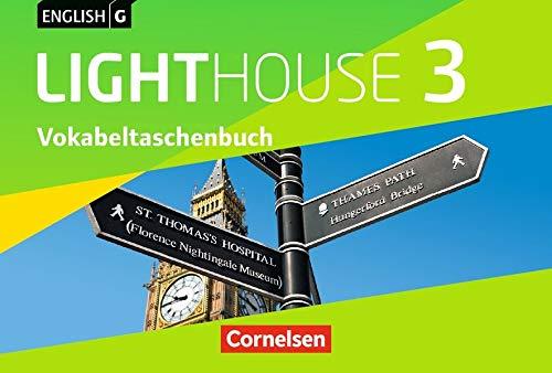 English G Lighthouse - Allgemeine Ausgabe / Band 3: 7. Schuljahr - Vokabeltaschenbuch