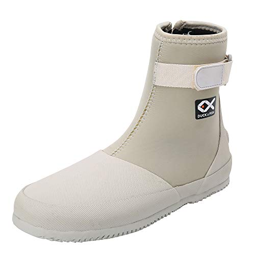 Top 10 best selling list for duck and fish neoprene beige flat wading shoe